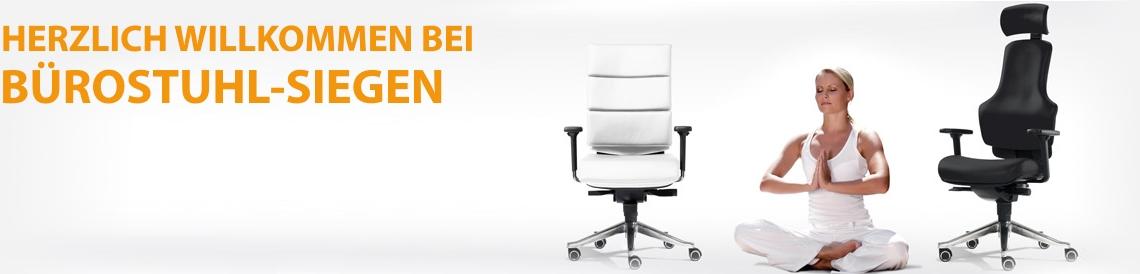 Bürostuhl-Siegen - zu unseren Chefsesseln